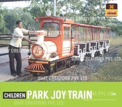 Children Park Joy Train