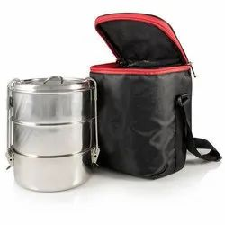 Tiffin With Bag Diwali Gifting/Corporate Gifting