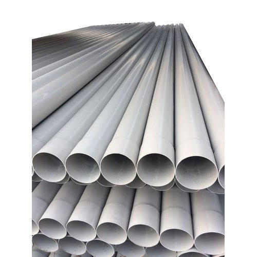 White UPVC Pipe, Thickness: 1-2mm