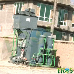 Effluent Treatment Plant for Auto-Parts Manufacturing Unit