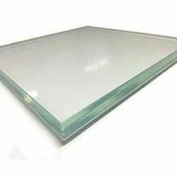 Transparent Kitchen Glass Sheet