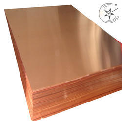 Copper Zero Oxygen Sheet