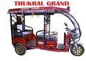 Thukral Red Grand E-rickshaw