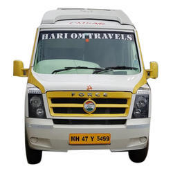 20 Seater Tempo Traveller Services, Bombay