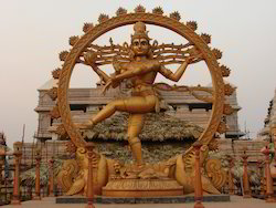 Marble Nataraj Statue
