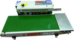 Wide Conveyor Vertical Continuous Band Sealer