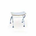 Arrex White Bath Benches, Size: 60x17x36.5 Cm