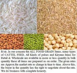 Food Grain Item, Packaging: Plastic Bag
