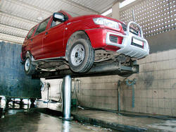 Car Washing Lift Manufacturers Suppliers Amp Exporters