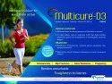 Calcium Carbonate 1250 Mg Eq. To Elemental Calcium 500 Mg & Vitamin D3 200 Iu Tablet