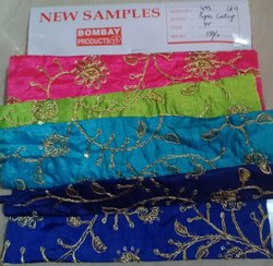 Allover Embroidery Fabric