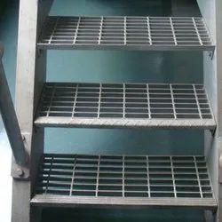 Ms Industrial Mild Steel STAIR TREAD / STEPS