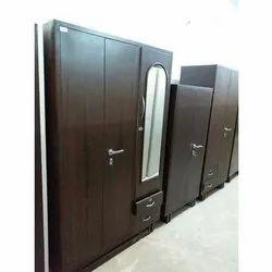 Three Door Domestic Steel Almirah