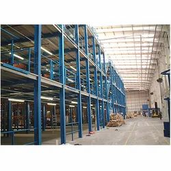 Three Tier Mezzanine Flooring