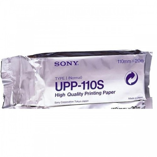 Sony Ultrasound Thermal Paper