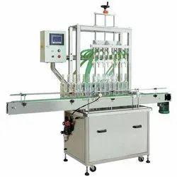 Liquid Soap Filling Machine