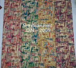 Semiloan Print Fabric