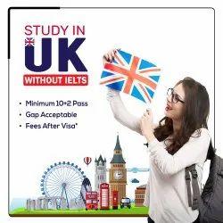 Study in UK - NO IELTS