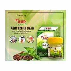 KMP Ayurvedic Pain Relief Balm, 9 Ml, Packaging Type: Bottle