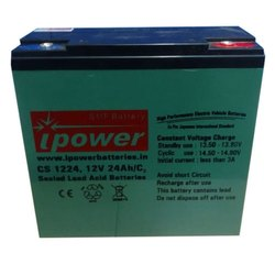 IPower SMF Electric Bike Battery