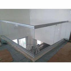 Aluminium Glass Railing