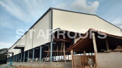 Warehouse Godown Shed Roofing Shed