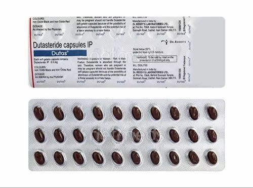 Dr Reddy Allopathic Dutas Capsule For Personal Use Rs 800 Strip Id 21002848088