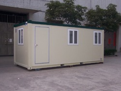 Prefabricated Portable Shelters
