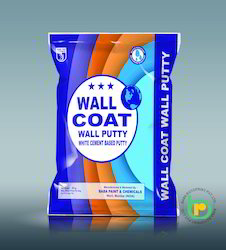 Wall Coat Wall Putty Bag