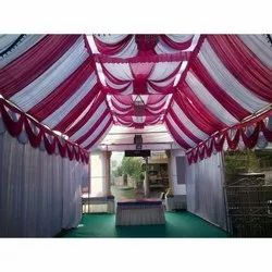 Lycra Taiwan Fabric Wedding Tent