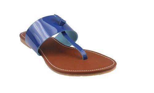 73ed7dbe8 Casual Brown Ladies Flat Sandals