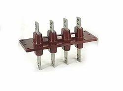 Three Phase Rectangular Transformer Monoblocks, For Commercial
