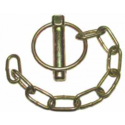 Linch Pin with Chain