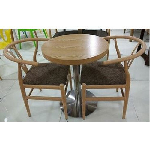 Brown 2 Seater Dining Table Set Rs 700 Set Sri Venkateshwara