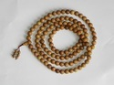 Sandalwood Necklace Yoga Meditation Mala Beads