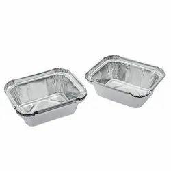 250 Ml Aluminium Foil Container