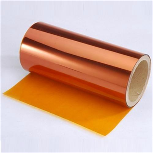 Sai Corporation Metallic Polyimide Film, For Industrial, Packaging Size:  Box, Rs 10000 /roll | ID: 7346416730