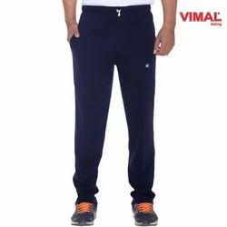 Casual Wear Plain Cotton Jogger Track Pants
