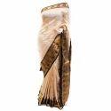 Silk Printed Saree, Size: 5.30 M
