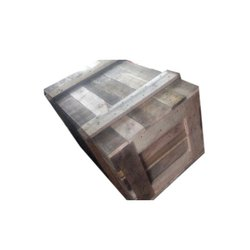 Rectangular Pine wood Industrial Wooden Packaging Box, For Shipping, Box Capacity: 1-200 Kg