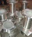 GI Puddle Plate 316L Grade