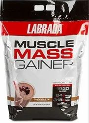 Whey Protein Labarda Muscle Mass Gainer Chocolate Protein Powder, Packaging Type: Packet