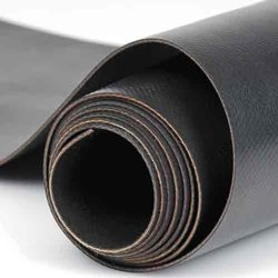 Coated Fabrics Insertion Rubber Sheet