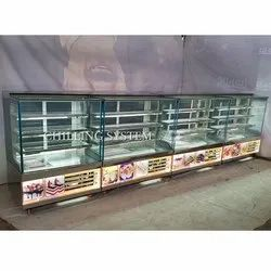 Sweets Display Counter