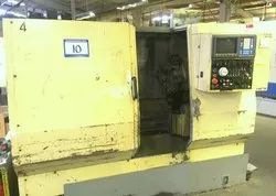 Used & Old Machine- Kryle CNC Turning 200 Chuck 400 Length
