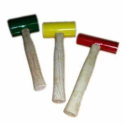 Swagath Multicolor Polyurethane Mallet