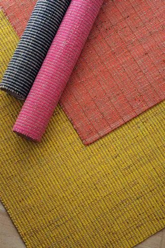 Striped Flat Weave Cotton Durries