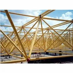 Space Tensile Space Frame Structure