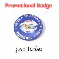 Customize Pin Badge