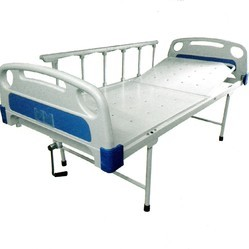 Semi Fowler Bed Deluxe with collapsible railing and ABS bows
